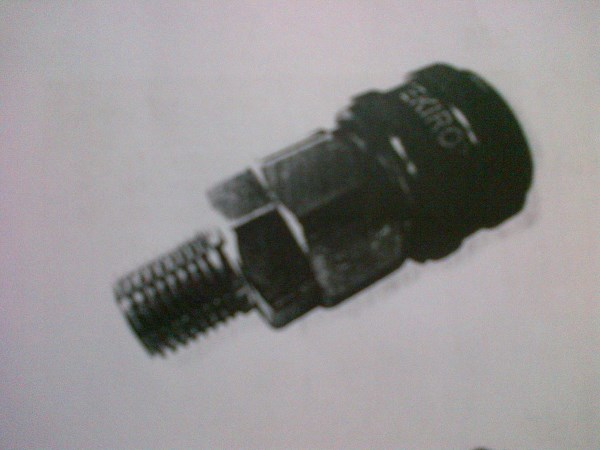 QUICK COUPLER ONE TOUCH 40SM-20