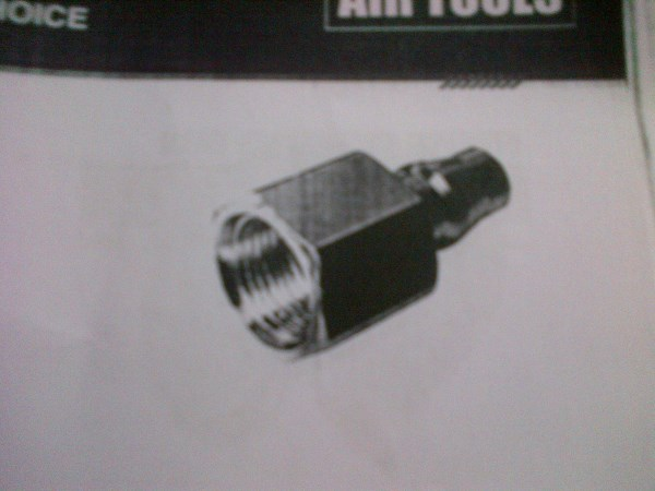 QUICK COUPLER PLUG 40PF-20