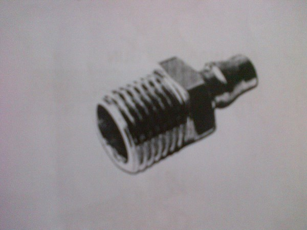 QUICK COUPLER PLUG 40PM-20