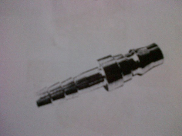 QUICK COUPLER PLUG 40PP-20