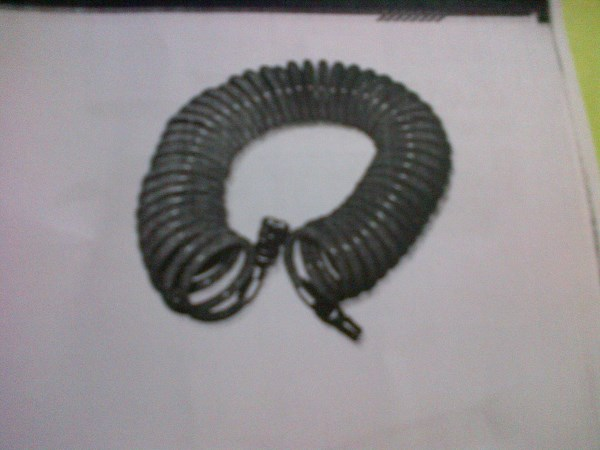 RECOIL HOSE WITH SPRING 15M-20